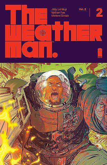The Weatherman Vol. 2 #2