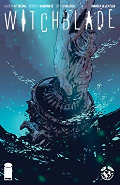 Witchblade (2017-) #17