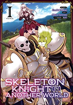 Skeleton Knight in Another World Tome 1