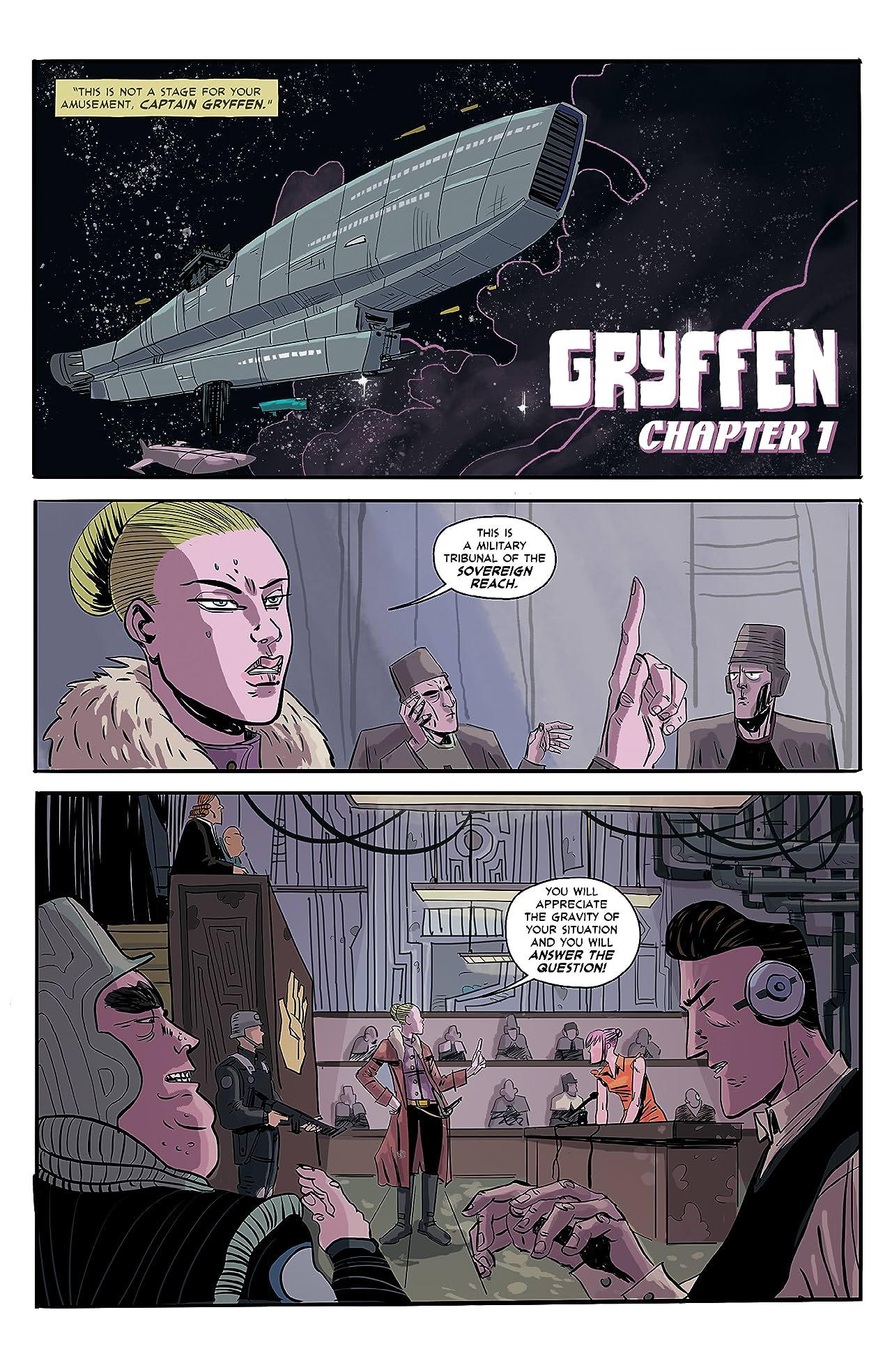 Gryffen #1