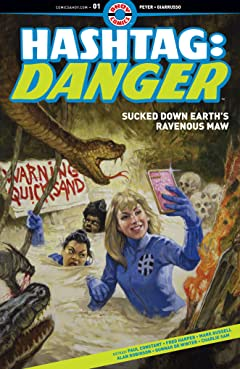 Hashtag Danger #1