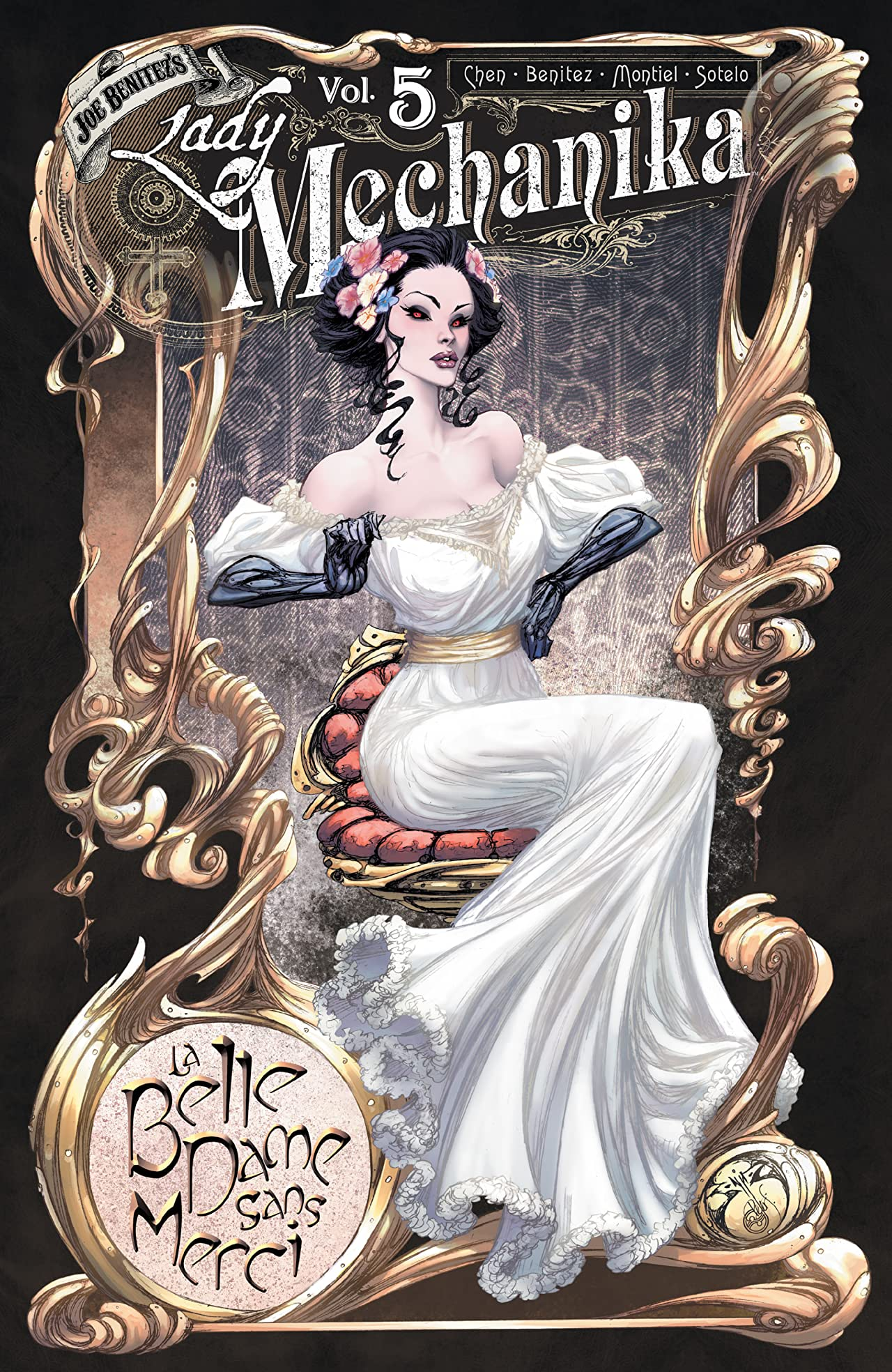 Lady Mechanika Vol. 5: La Belle Dame Sans Merci