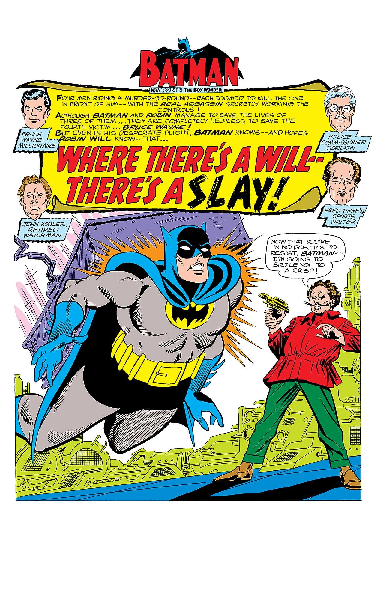 Detective Comics (1937-2011) #367