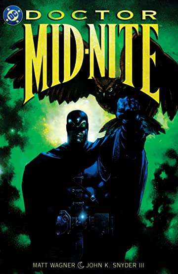 Doctor Mid-Nite (1999) No.1