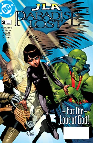 JLA: Paradise Lost (1997-1998) #2
