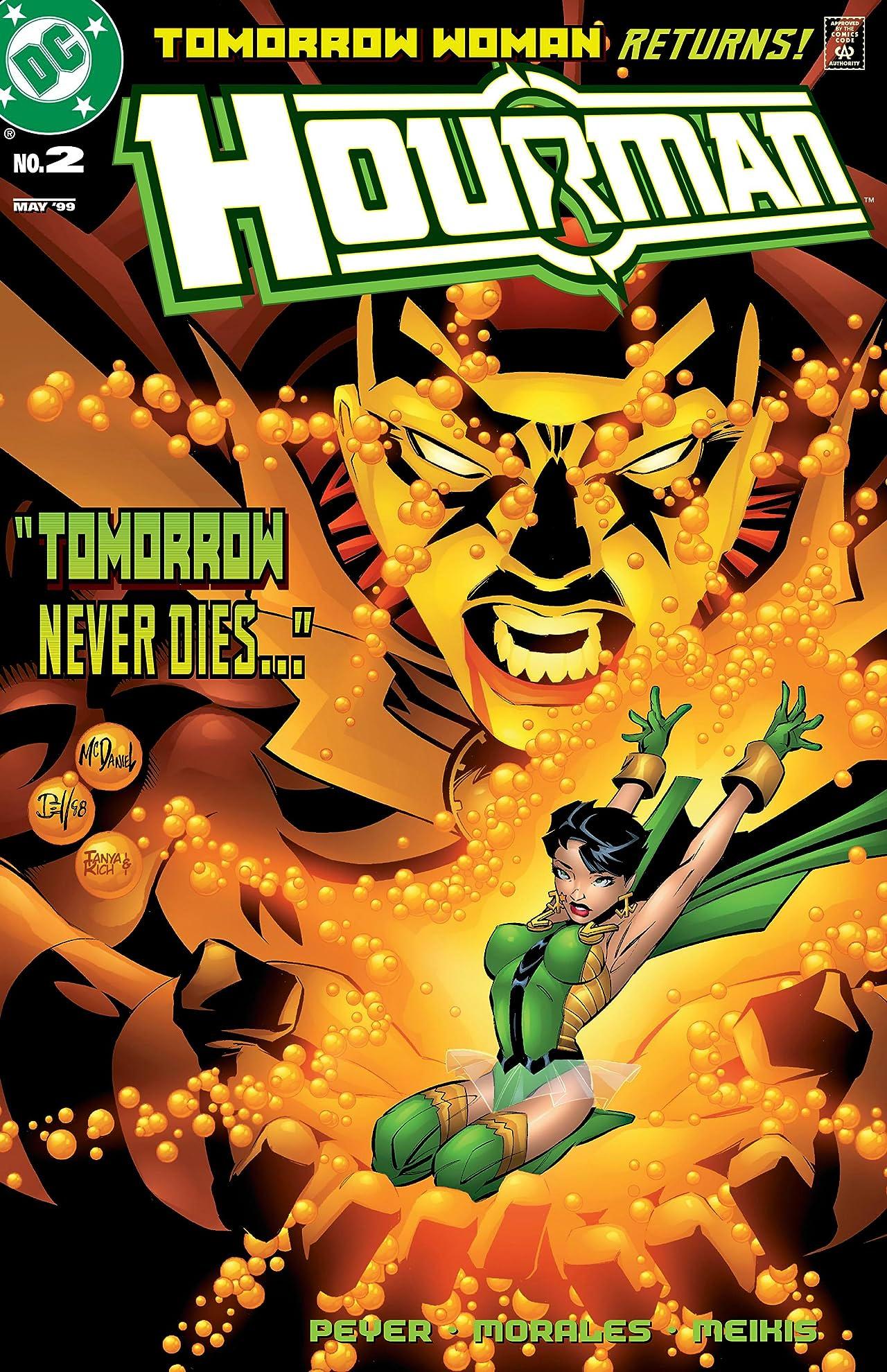 Hourman (1999-2001) #2