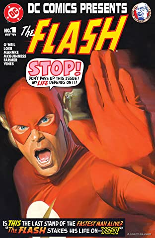 DC Comics Presents Flash (2004) #1