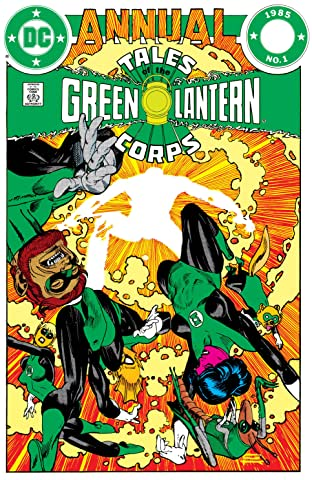 Green Lantern (1960-1986) Annual #1