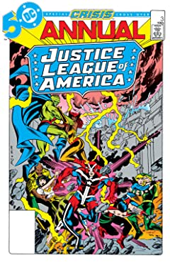 Justice League of America (1960-1987) Annual No.3