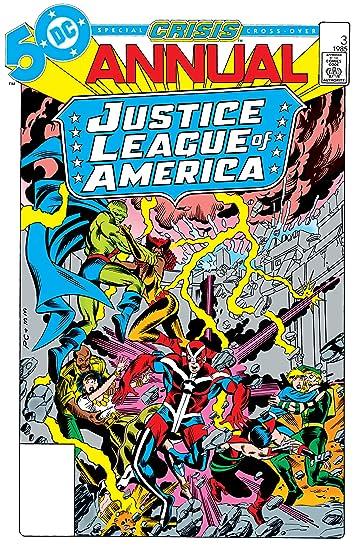 Justice League of America (1960-1987) Annual #3