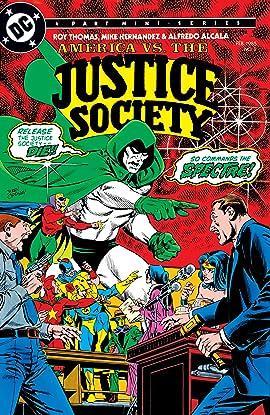 America Vs. The Justice Society (1985) #2