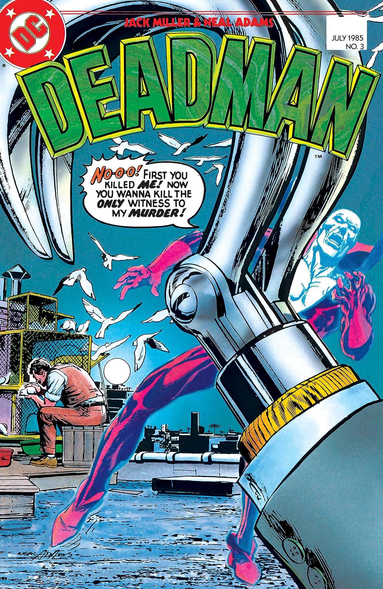 Deadman (1985) #3