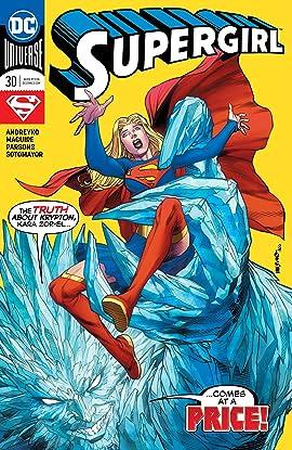 Supergirl (2016-) #30