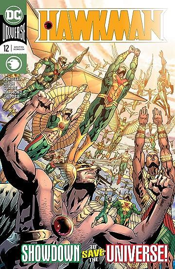 Hawkman (2018-) #12