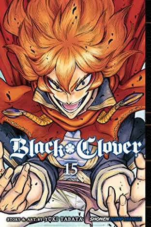 Black Clover Tome 15: The Victors