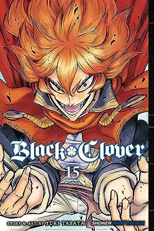 Black Clover Vol. 15: The Victors