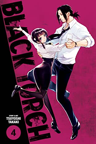 Black Torch Tome 4