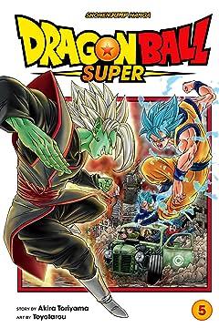 Dragon Ball Super Tome 5: The Decisive Battle! Farewell, Trunks!