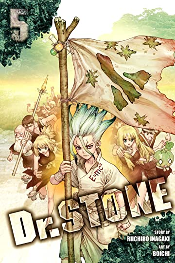 Dr. STONE Vol. 5: Tale for the Ages
