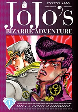 JoJo's Bizarre Adventure: Part 4--Diamond Is Unbreakable Vol. 1