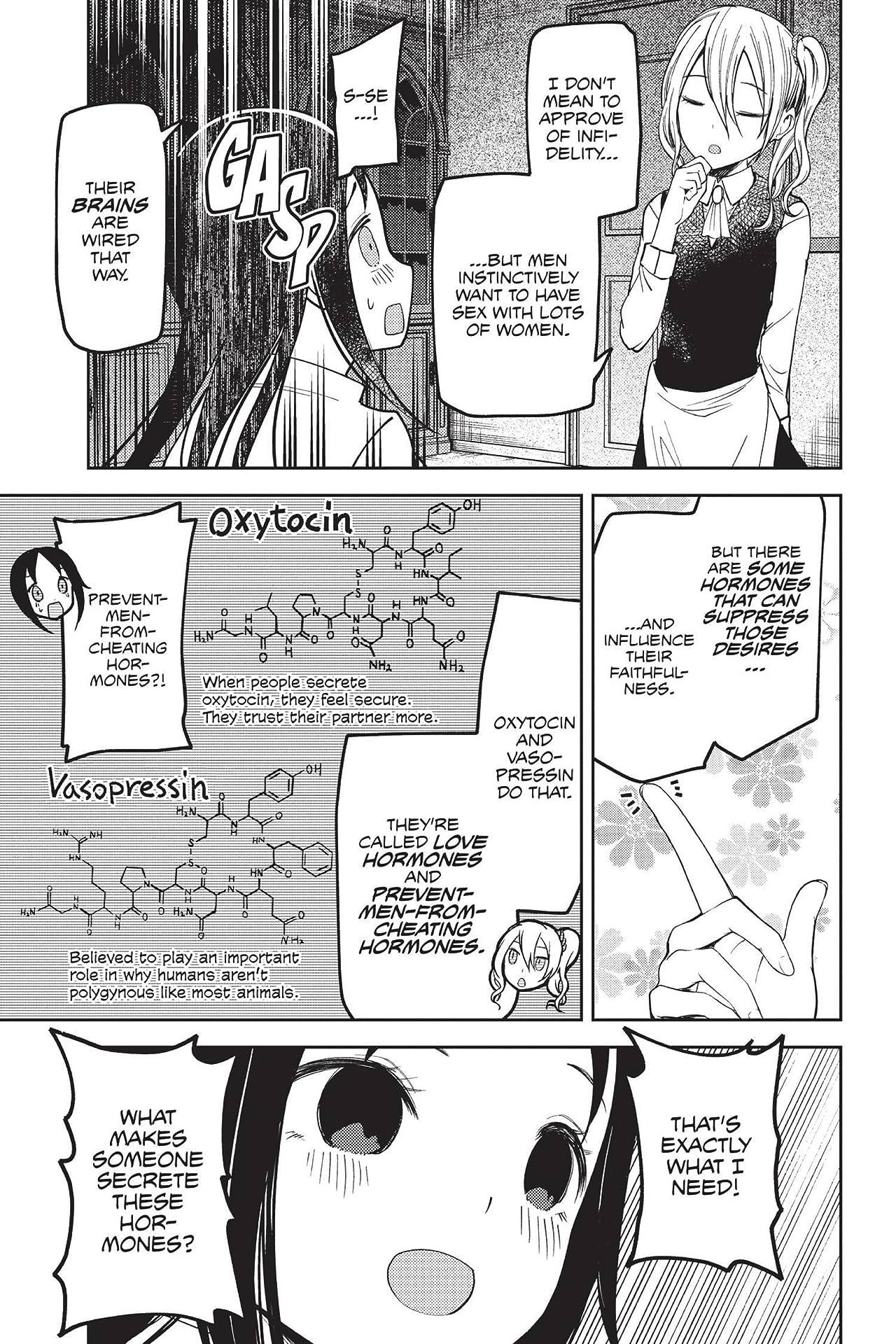 Kaguya-sama: Love Is War Vol. 8