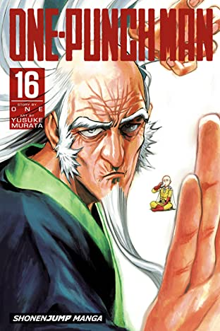 One-Punch Man Tome 16