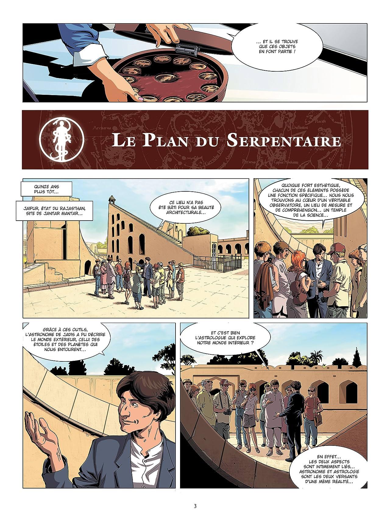 Zodiaque Vol. 13: Le Plan du Serpentaire