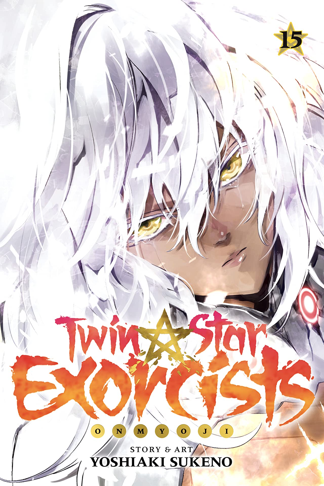 Twin Star Exorcists Vol. 15