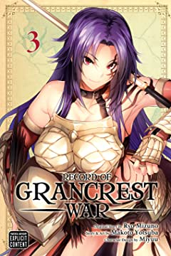 Record of Grancrest War Tome 3