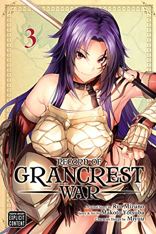 Record of Grancrest War Vol. 3