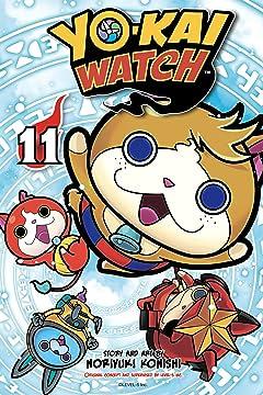 Yo-Kai Watch Tome 11
