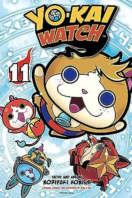 Yo-Kai Watch Vol. 11