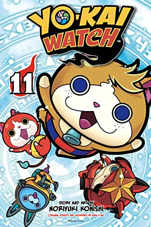 Yo-Kai Watch Tome 11