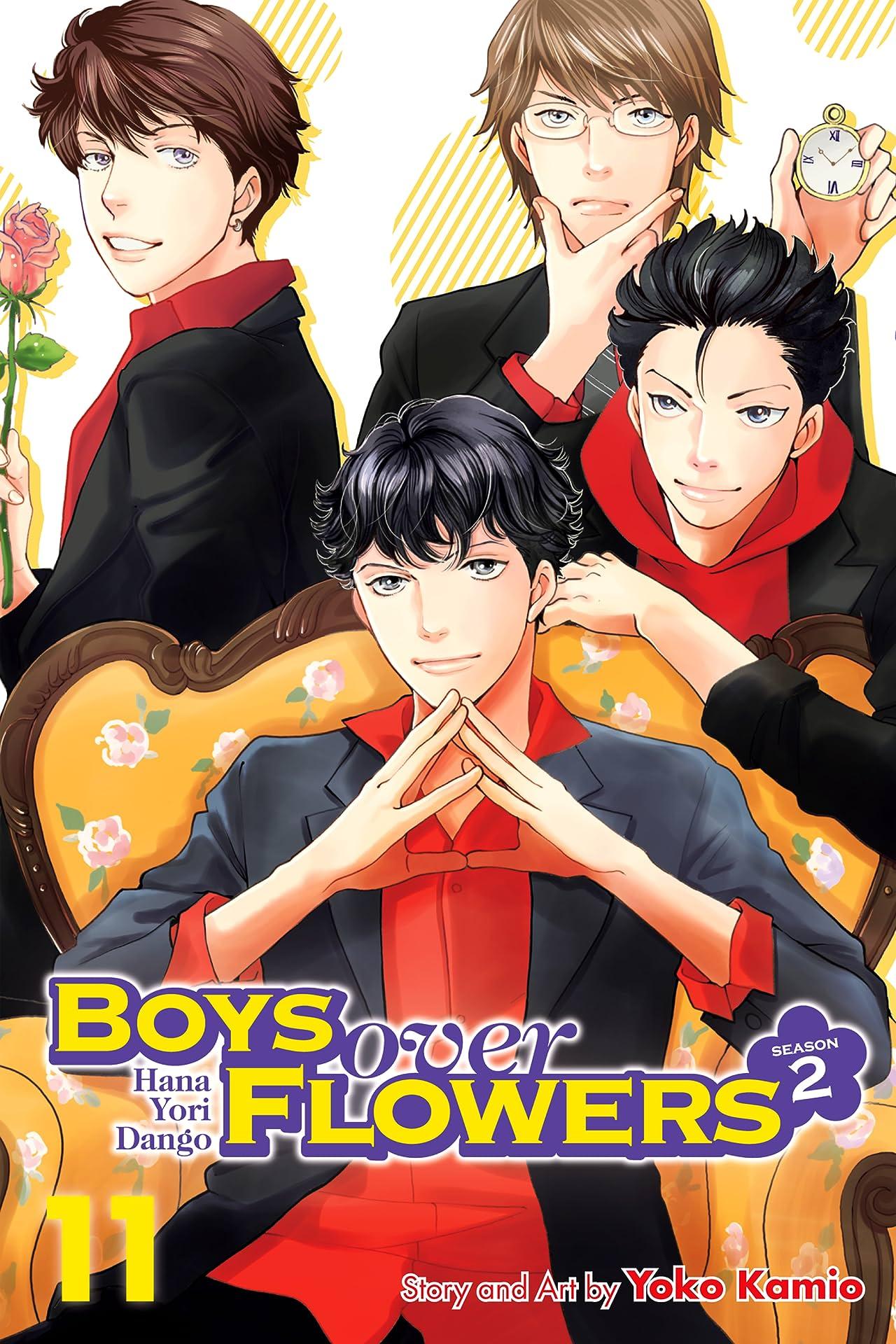 Boys Over Flowers Season 2 Vol. 11
