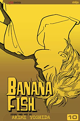 Banana Fish Vol. 10