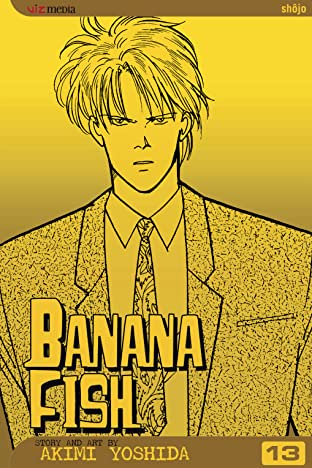 Banana Fish Vol. 13