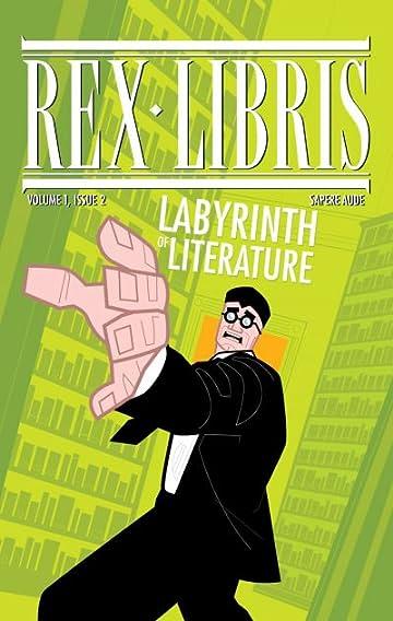 Rex Libris #2