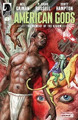 American Gods: The Moment of the Storm #3