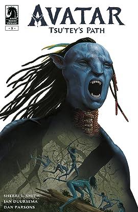 Avatar: Tsu'tey's Path #5