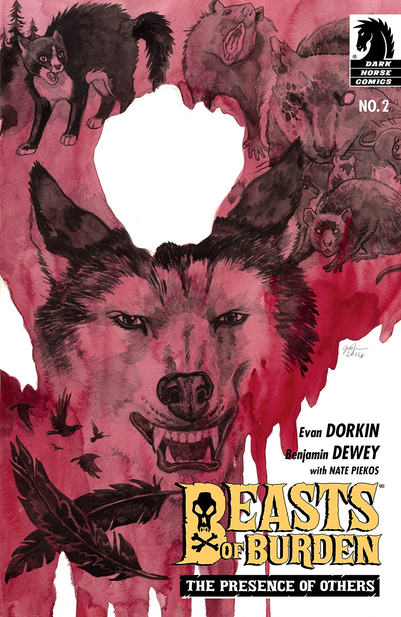 Beasts of Burden: The Presence of Others, Part Two