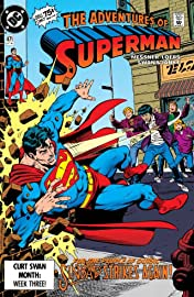 Adventures of Superman (1986-2006) #471