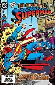 Adventures of Superman (1986-2006) #471