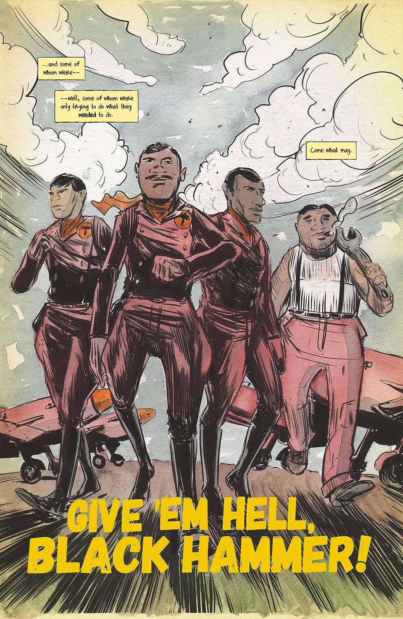 Black Hammer '45: From the World of Black Hammer #4