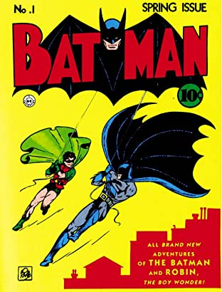 Batman (1940-2011) No.1