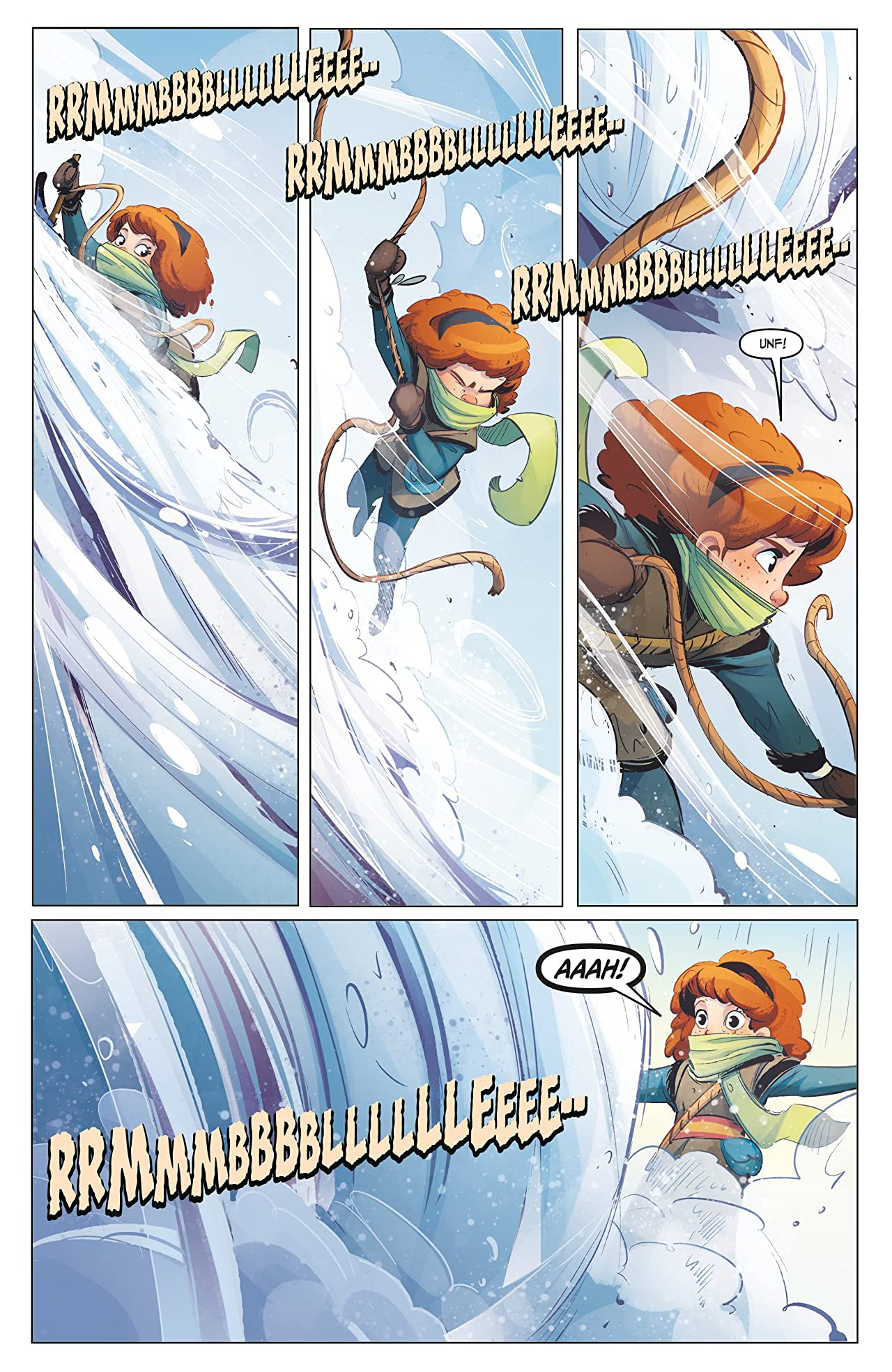 Disney Frozen: The Hero Within #1