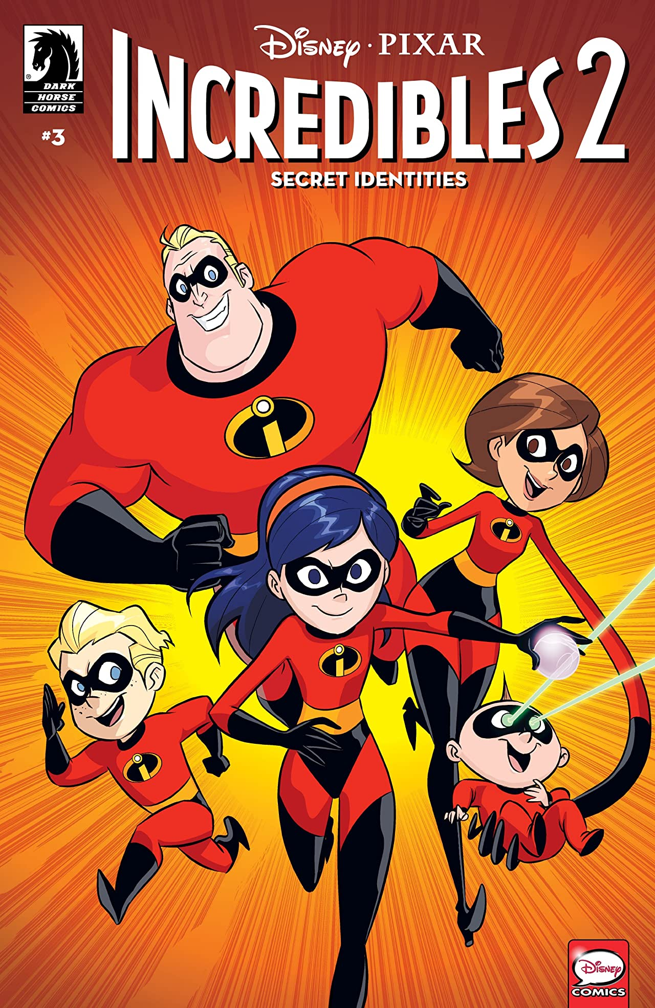 Disney•PIXAR The Incredibles 2: Secret Identities #3