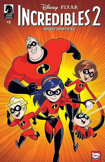 Disney•PIXAR The Incredibles 2: Secret Identities #3