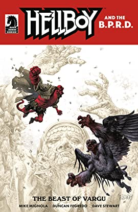Hellboy and the B.P.R.D.: The Beast of Vargu