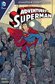 Adventures of Superman (2013-2014) #45