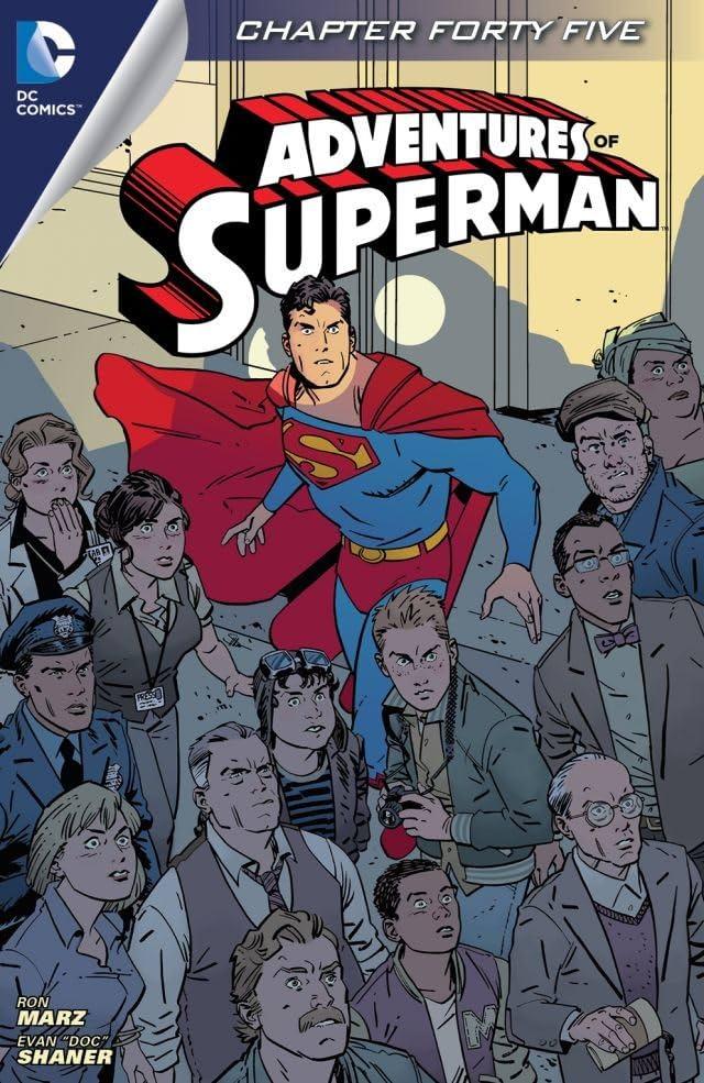 Adventures of Superman (2013-2014) #45